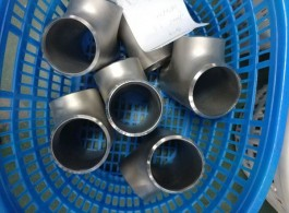 ASTM A420 WPL 1 stainless stee elbow