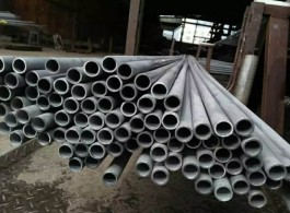 Heavily Cold Worked Austenitic 304 Stainless Steel Seamless Pipes