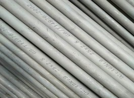 347 steel grade stainless steel pipes for power plant
