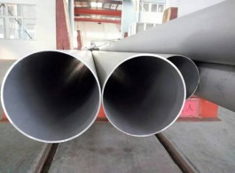 ASTM A312  large diameter stainless steel pipe