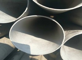 ASTM A409 welded stainless steel pipe