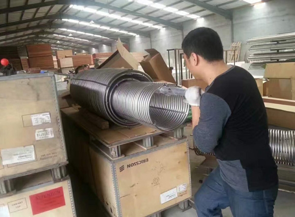 Alloy-Steel Boiler stainless steel tube for heat exchanger