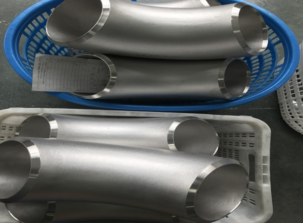 ASTM A403 stainless steel pipe fitting