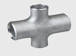 BW stainless steel pipe reduce cross