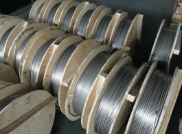 Stainless Steel Coil With Seamless Max 500 mtrs length