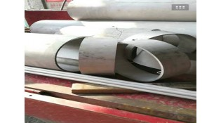 Application of stainless seamless steel pipe in building steel structure