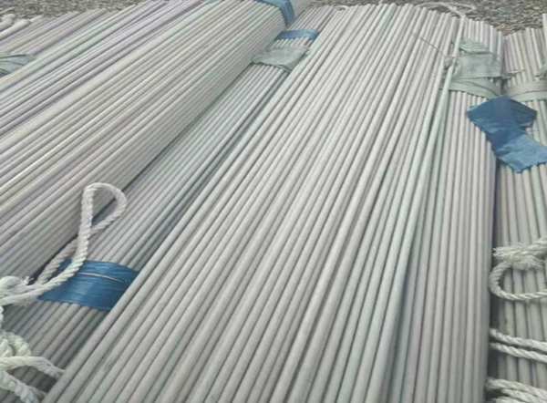 ASTM standard cold draw duplex stainless steel pipe