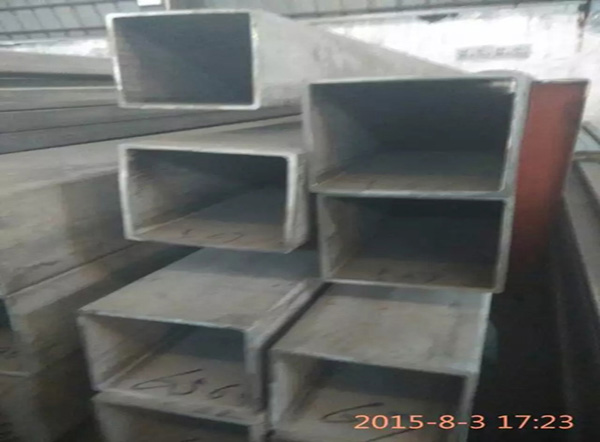 304 316L square stainless steel pipe