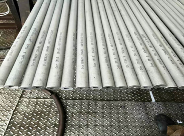 austenitic stainless steel seamless tubing