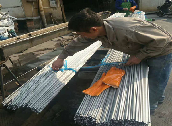 ASTM 317 stainless steel seamless pipe