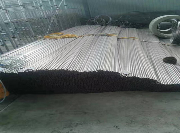 ASTM A450 Austenitic Alloy stainless Steel Tubes