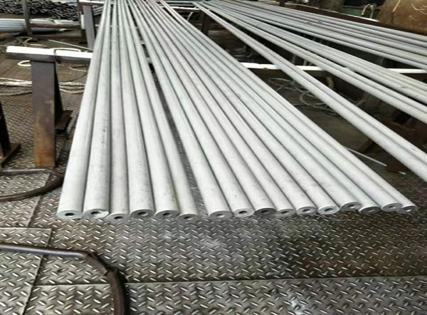 B165 N04400 nickel alloy seamless steel tube