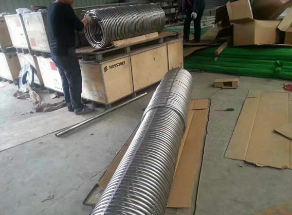 Alloy-Steel Boiler stainless steel tube for heat exchanger