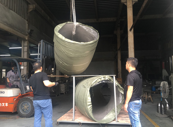 seamless butt welding stainless steel pipe fitting