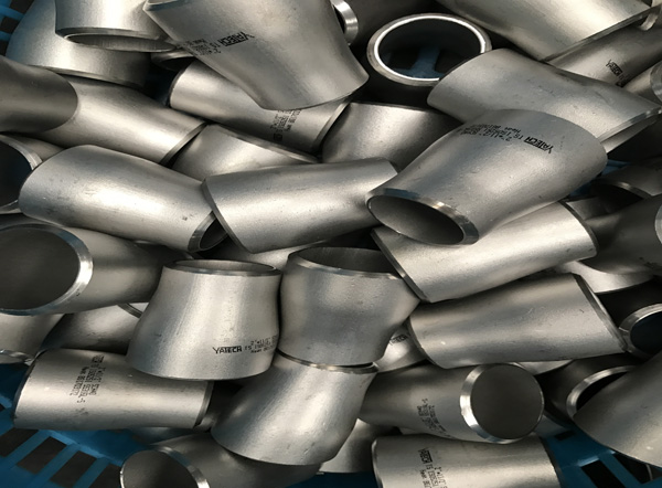 Stainless Steel Buttweld Fittings ANSI / ASME B16.9